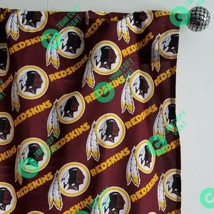 Washington Football Team Curtains